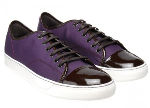 lanvin-purple-nylon-low-top-sneaker-